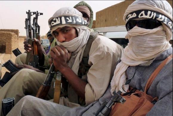Rebeldes tuaregs del norte de Mali