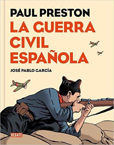 Thumbnail for La Guerra Civil Española en viñetas