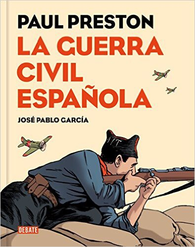 comic, la guerra civil española, paul preston